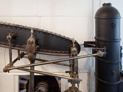 Pumpenanlage frisch saniert