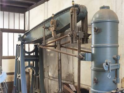 Die Pumpen sind nach wie vor in Gebrauch
