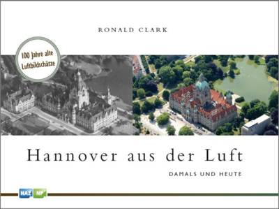 """Titel """"Hannover aus der Luft"""""""