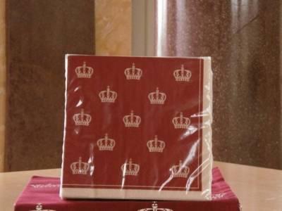 Kollektion Krone Servietten