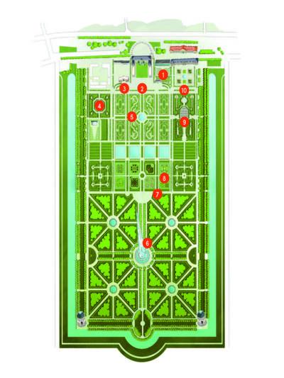 Übersichtsplan Stationen