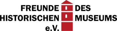 Neues Logo des Vereins der Freunde des Historischen Museums e.V.