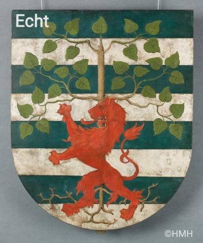 Stadtwappen von Linden von 1889