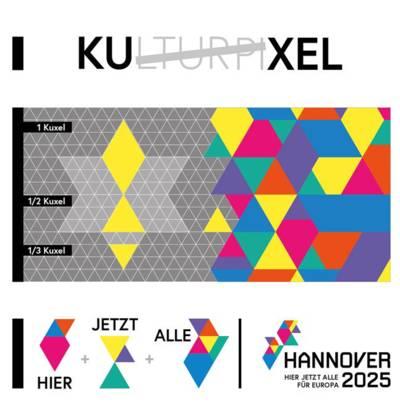 Vom Kuxel zum Logo - Hannovers Ku(lturPi)xel