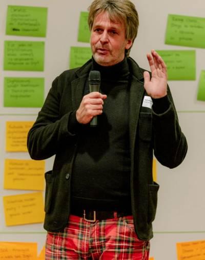 Oeds Westerhof, strategischer Berater der Kulturhauptstadtbewerbung