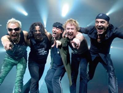 Scorpions, Band