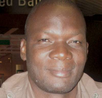 Thomas Chibambo, Director BAF Festival Blantyre