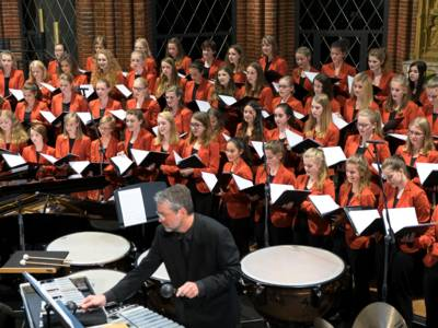 Der Mädchenchor gehört seit dem 25. Januar 2017 offiziell zu den Botschaftern der UNESCO City of Music Hannover.