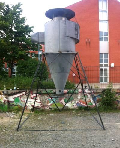 """Kunstwerk """"Kaugummiautomat"""" von Leona-Alina Boltes"""
