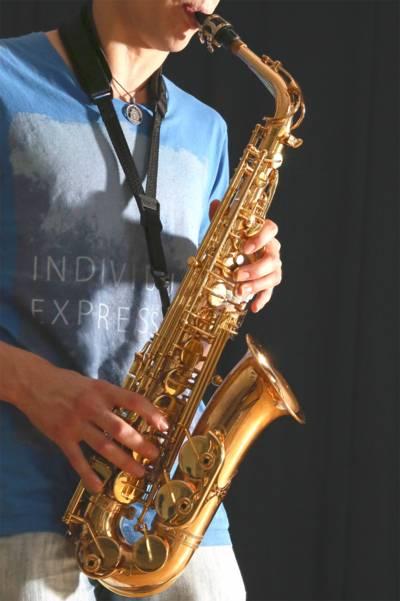 Das Saxophon ist eines der wichtigsten Instrumente im ganzen Jazz/Rock/Pop-Bereich.