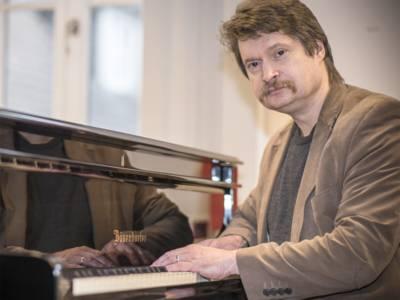 Andreas Bürgel, Fachleitung Jazz/ Rock/ Pop