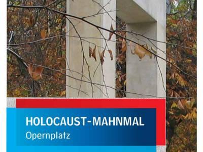 Holocaust-Mahnmal Opernplatz