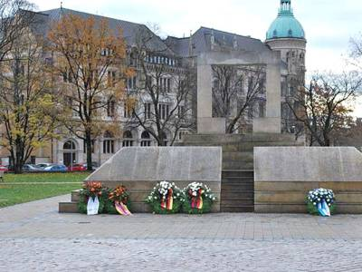 Holocaust-Mahnmal am Opernplatz