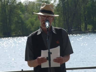 Bezirksbürgermeister Lothar Pollähne
