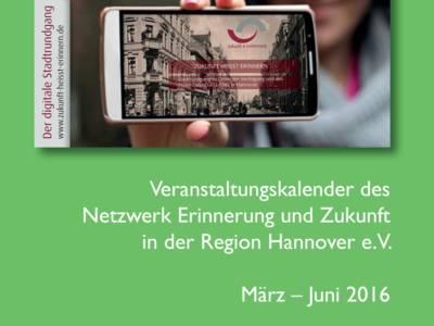 Netzwerk-Kalender März-Juni 2016