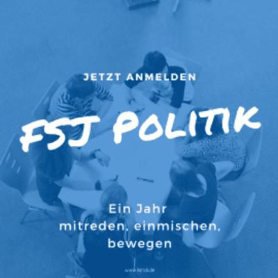 FSJ Politik bei der LKJ Niedersachsen