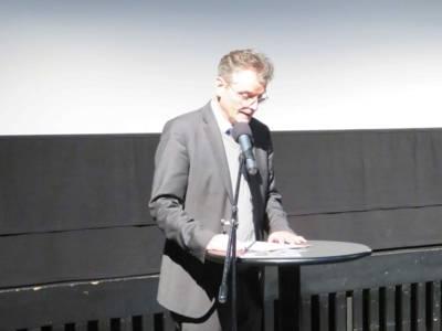 Dr. Karljosef Kreter, Leiter der Städtischen Erinnerungskultur
