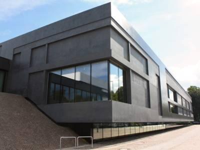 Museum von außen.