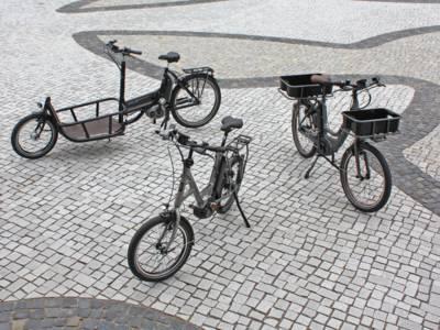 Hannovers Pedelecs von PedsBlitz