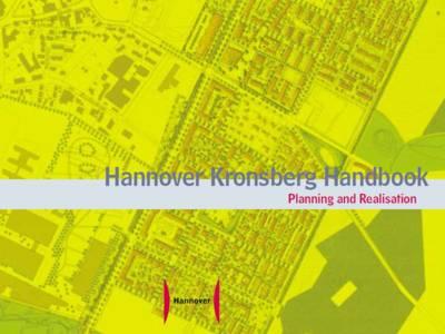 Cover Kronsberg Handbook Planning and Realisation