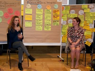 Workshop zur Evaluation der Beteiligungsphase