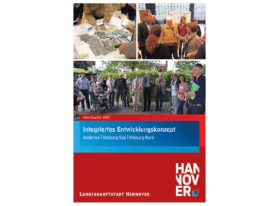 """Titelblatt """"Integriertes Entwicklungskonzept"""""""
