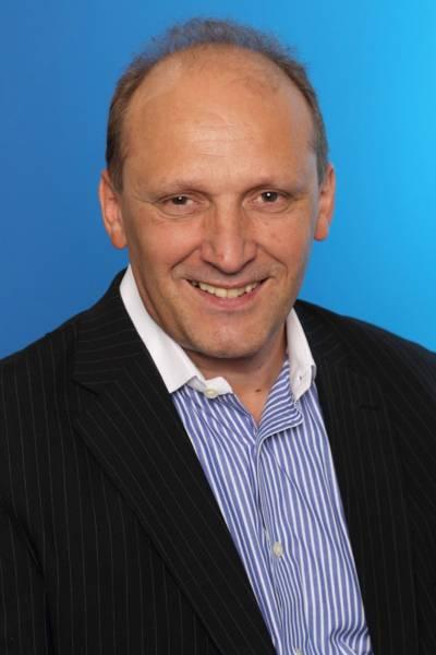 Bezriksratsherr Ulrich Janke