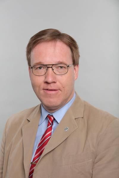 Volker-Udo Höhne, CDU Bezirksratsherr in Ahlem-Badenstedt-Davenstedt