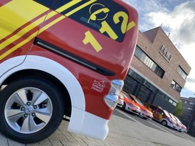 E-Fahrzeuge der Feuerwehr Hannover