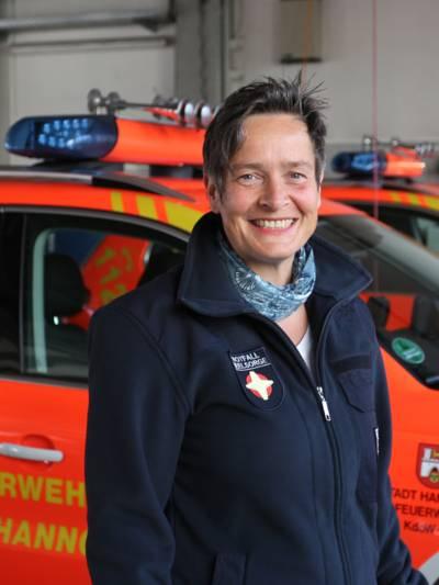 Koordinatorin Notfallseelsorge Hannover Manuela Kutschke