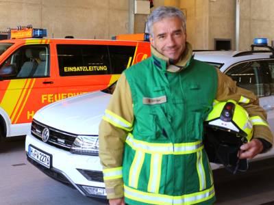 Pressesprecherteam Feuerwehr Hannover - Gianni Hilliger