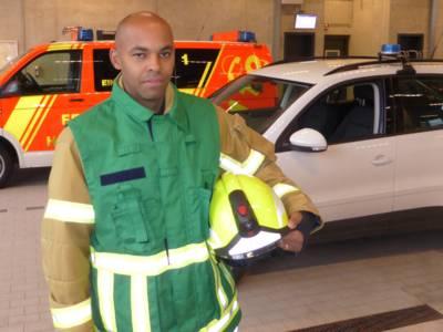 Pressesprecherteam Feuerwehr Hannover - Jörg Rühle