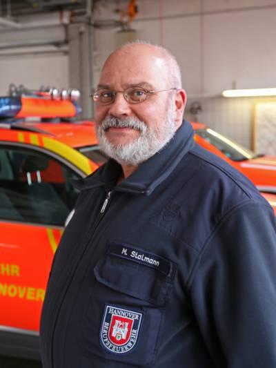 Koordinator Notfallseelsorge Hannover Matthias Stalmann
