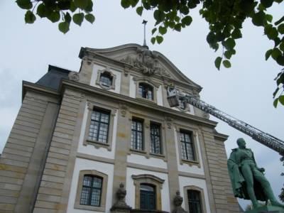 11.05.2009 - Einsatzübung Hauptstaatsarchiv