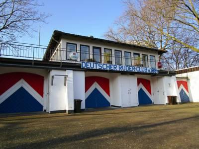 Saniertes Vereinsheim des Deutschen Ruderclubs Hannover