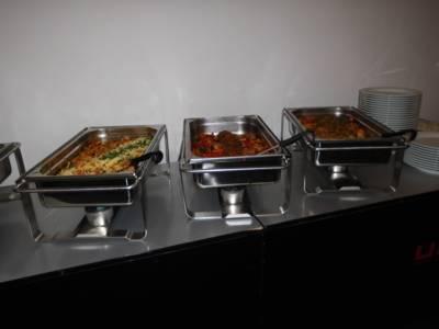 Das vegane Buffet
