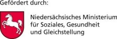 Gefördert durch: Niedersächsisches Ministerium für Soziales, Gesundheit und Gleichstellung