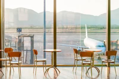 Gastronomie am Flughafen
