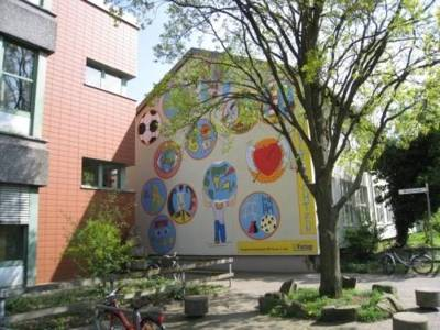 Eingangsbereich Kulturtreff Plantage