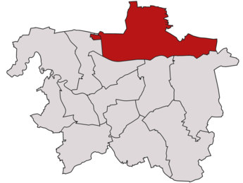 Stadtbezirk Bothfeld-Vahrenheide