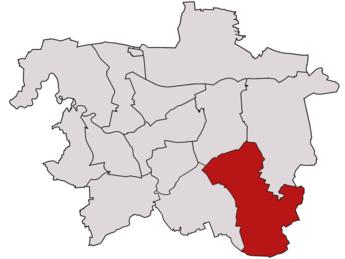 Stadtbezirk Kirchrode-Bemerode-Wülferode