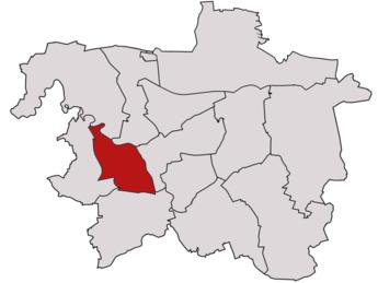 Stadtbezirk Linden-Limmer