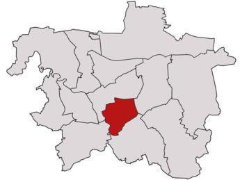 Stadtbezirk Südstadt-Bult