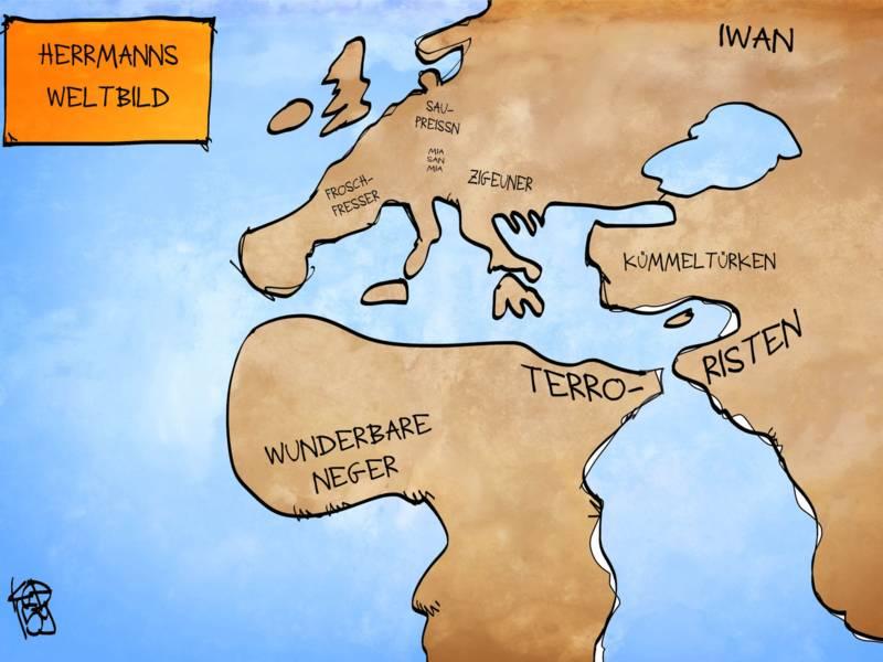 Herrmanns Weltbild