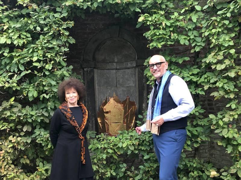 Inge-Rose Lippok und Ronald Clark