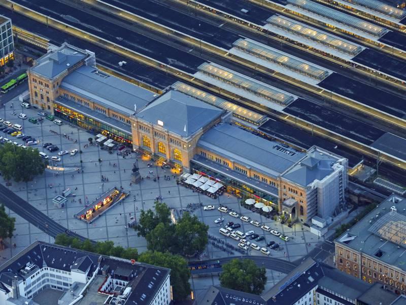 Hauptbahnhof Hannover