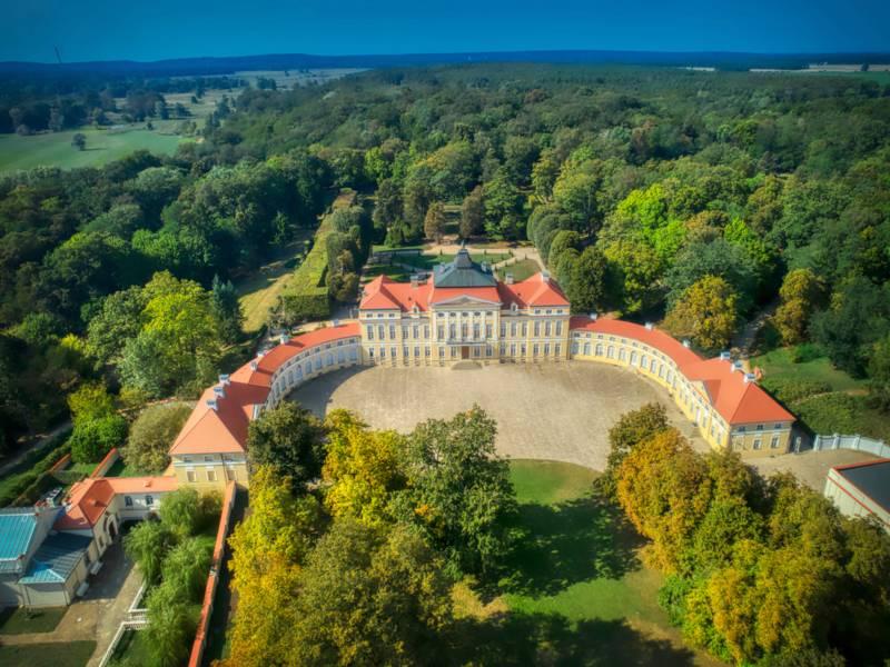 Palast in Rogalin