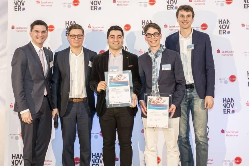 Gewinner Digital Business & Technology DressLife, innoSEP