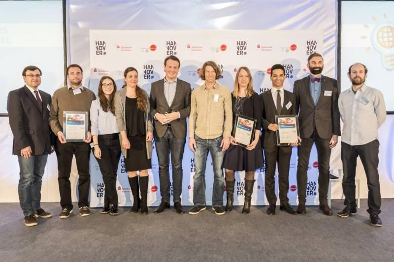 Gewinner Going Global squirrel, bufo, SmartSens