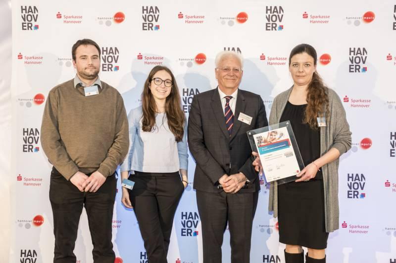 Gwinner Hochschul- und Wissenschaftspreis SmartSens